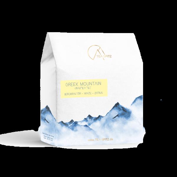 Tea Spitz, Kräuter Tee, Greek Mountain