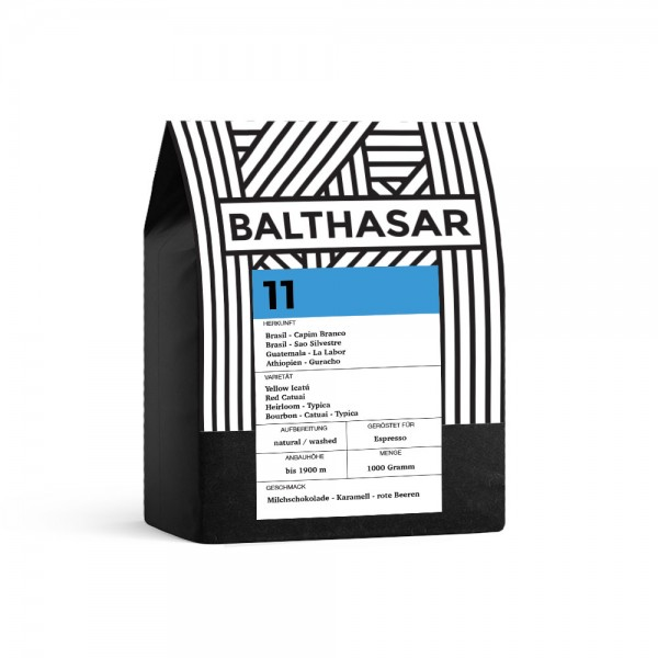 BALTHASAR N°11 - Hausblend - Espresso
