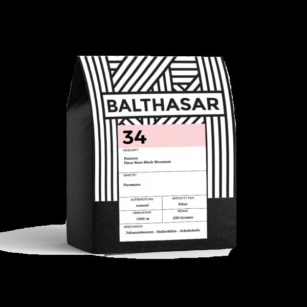 BALTHASAR N°34 - Panama - Filterkaffee